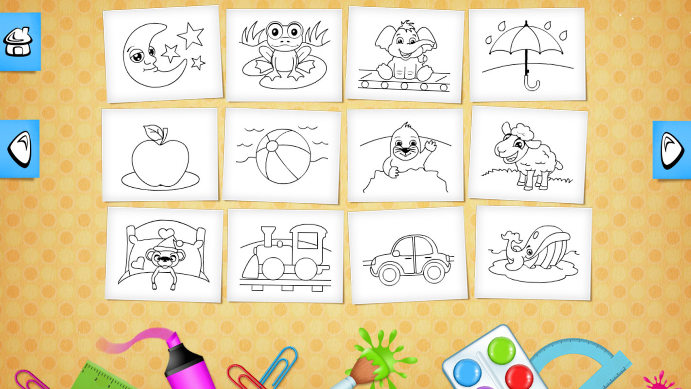 123 Kids Fun Color Book Free For Android Huawei Free Download